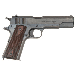 ** Colt Model 1911 US Army (Black Army)