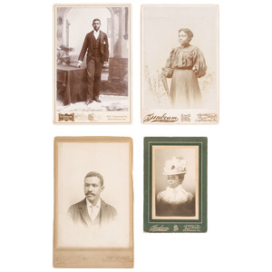 Los Angeles and Pasadena Photographs of African Americans, ca 1890-1900