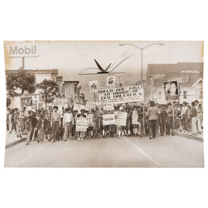 Malcolm X, Nation of Islam and California Black Muslims Press Photographs, 1961-1965