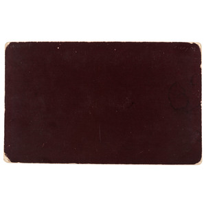 Boudoir Card of Owen Brown, John Brown's Son, ca 1887