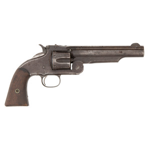 Rare Smith & Wesson Number 3 Second Model Single Action