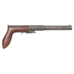 Boot Pistol by A. Thresher