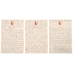 WWII Buffalo Soldier Sgt. Thornton J. Owens Letter Archive, 92nd Division, Fort Huachuca,1943