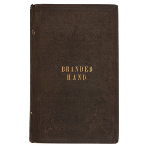 Abolitionist Narrative The Branded Hand by Jonathan Walker, 1850