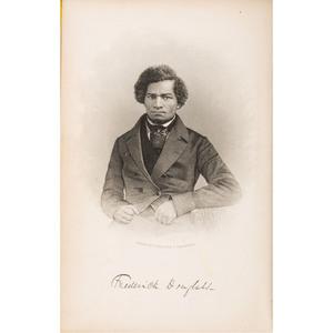 Frederick Douglass Autobiography My Bondage, My Freedom, 1855