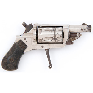 Lot of Two Revolvers including Victor Revolver