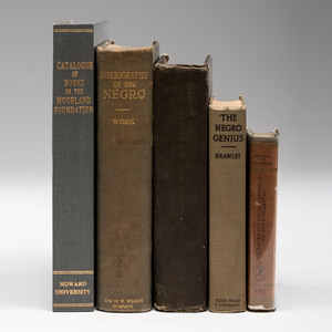 African American Bibliographies and Anthologies