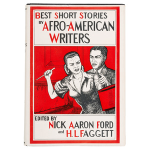 Scarce Best Short Stories by Afro-American Writers, 1950