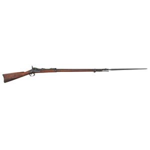 Springfield Model 1884 Trapdoor Rifle with Bayonet