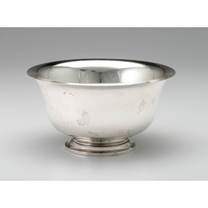 Paul Revere Sterling Bowl