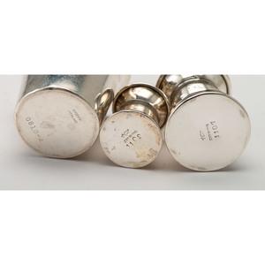 Miniature Sterling Measures