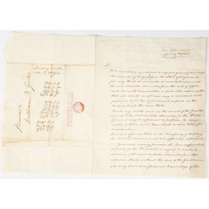 Letter from Secretary of War Henry Dearborn to MC William Giles