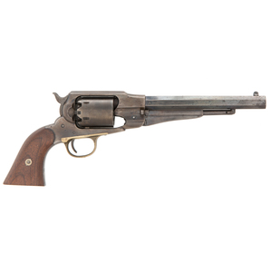 New Jersey Marked Remington New Model 1863 Percussion Revolver