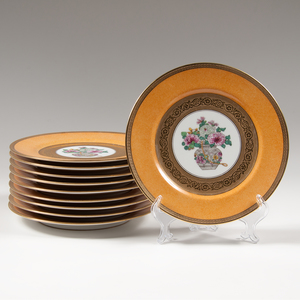 Bernardaud Limoges Plates