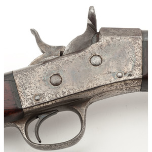 Whitneyville Rolling Block Rifle