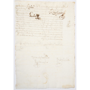 Peruvian Inquisition, Order for Funds to Maintain Secret Prisons, 1781