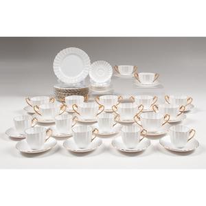 Shelley China Partial Tea Set