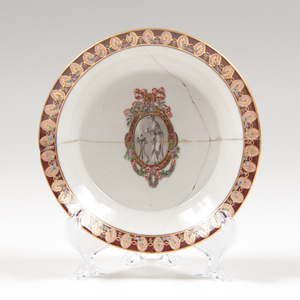 Imperial Russian Porcelain Tea Set