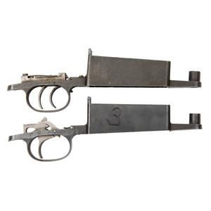 Lot of Two Springfield Model 1903 Trigger Groups