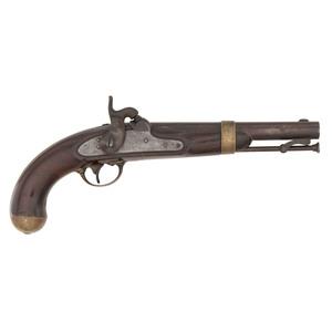 US Model 1842 Pistol by H Aston