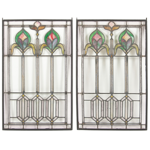 Stained and Leaded Glass Windows