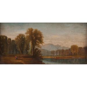American School, Landscape