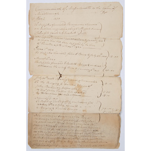 Massachusetts Indians, Two Early Documents