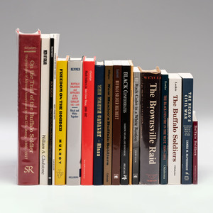 Buffalo Soldiers Reference Books