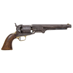 Colt Model 1851 U.S. Navy Revolver