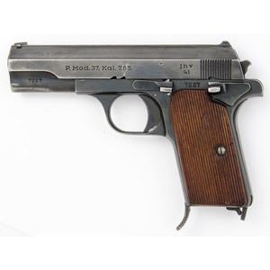Hungarian FEG Model 1937 Pistol