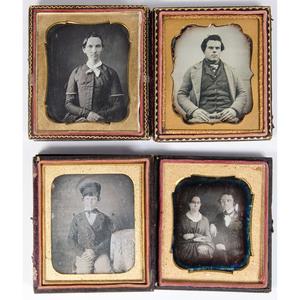 Daguerreotypes of Men and Women, Plus