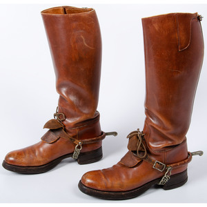 Dehner's U.S. Military Officer Boots