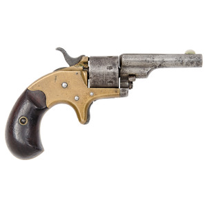 Colt	Open Top Pocket Revolver