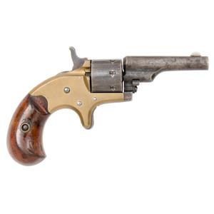 ColtOpen Top Pocket Revolver