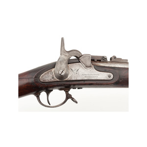 Miller Conversion of a US Model 1861 Parker Snow Contract Rifle Musket