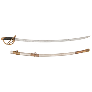 Ames Model 1860 Cavalry Officer's Saber