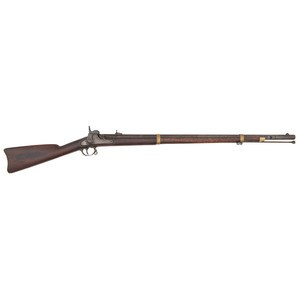 Composite 1855 Type Rifle with Whitney High Hump Lock marked
