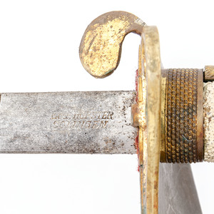 E.F. Horster Italian Naval Sword