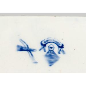 Ridgway Hawthornden Platter and Plate
