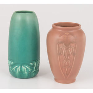 Rookwood Pottery Production Ware Vases