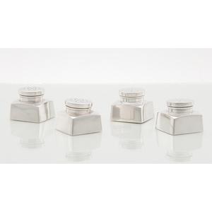 Georg Jensen Inc. Sterling Salt and Pepper Shakers