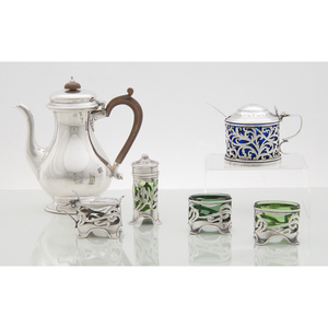 English Sterling Tablewares
