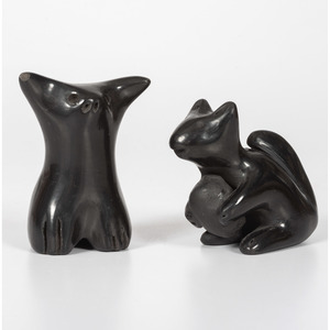 Santa Clara Pottery, Animal Figures