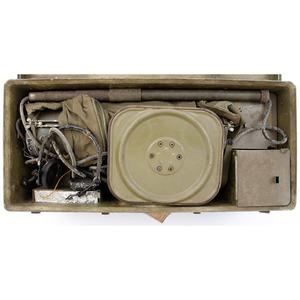 U.S. Army Mine Detector