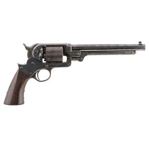Starr Model 1863 Single Action Percussion Revolver