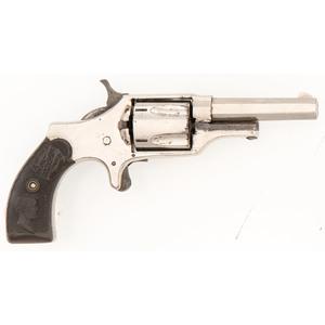 C.S. Shattuck Pocket Revolver