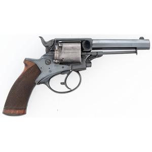 British Tranter Model 1868 Revolver