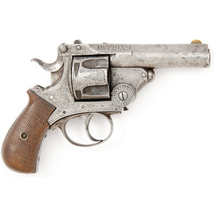 English Bulldog Revolver