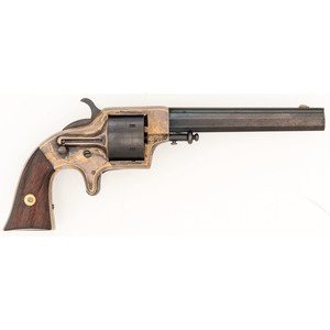 3rd Model Plant Army Cup Primed Revolver