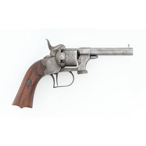 Mariette Breveté Pinfire Revolver